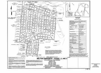 Collierville Residential Lots & Land For Sale: LOT #1 Belfair