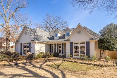 Collierville Single Family Home Contingent: 196 Northcross