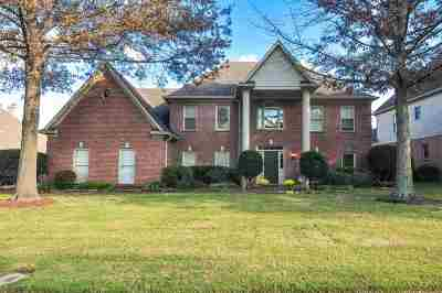 Collierville Single Family Home For Sale: 10265 W Shrewsbury