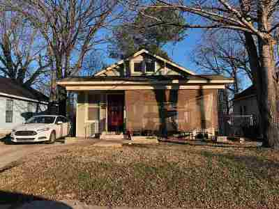 Cooper Young Single Family Home For Sale: 1072 Meda