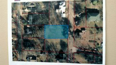 Somerville Residential Lots & Land For Sale: 00 Hiawatha
