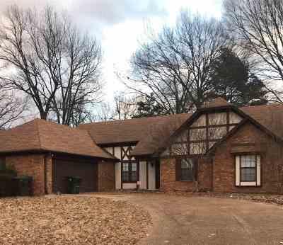 Bartlett Single Family Home For Sale: 5926 Cedar Oak