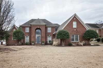 Collierville Single Family Home For Sale: 1035 Crosswinds