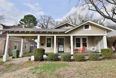 High Point Terrace Single Family Home For Sale: 3560 Autumn