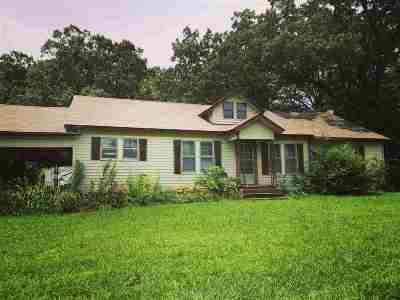 Stantonville Single Family Home For Sale: 5940 142