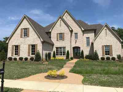Germantown TN Single Family Home For Sale: $629,900