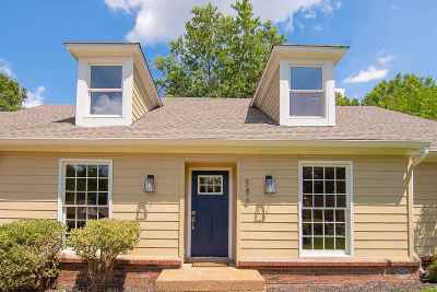 Collierville Single Family Home For Sale: 586 Six Crowns