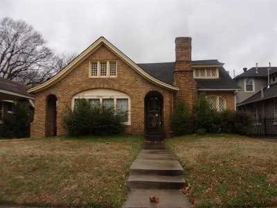 Single Family Home For Sale: 849 Stonewall