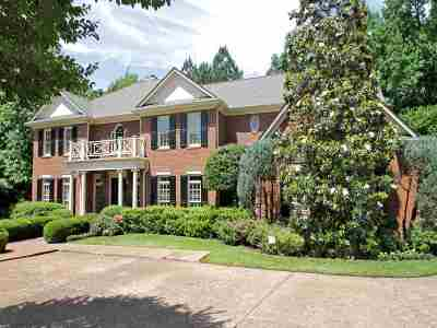 Memphis Single Family Home For Sale: 303 N Fern Valley