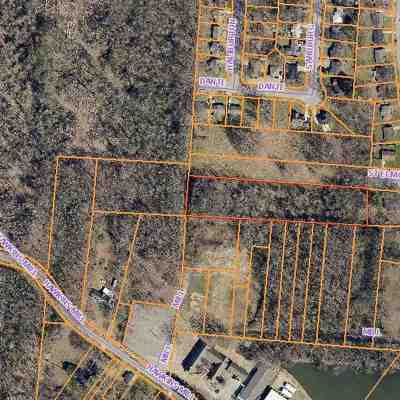 Memphis Residential Lots & Land For Sale: LOT 11 St Elmo