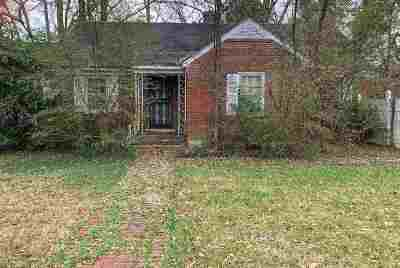 Memphis Single Family Home For Sale: 4127 Summer
