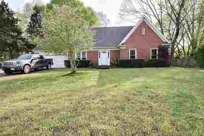 Collierville Single Family Home For Sale: 607 Silverman