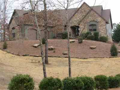 Counce Single Family Home For Sale: 126 Oak Hollow