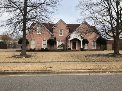 Collierville Single Family Home For Sale: 1606 Courtfield