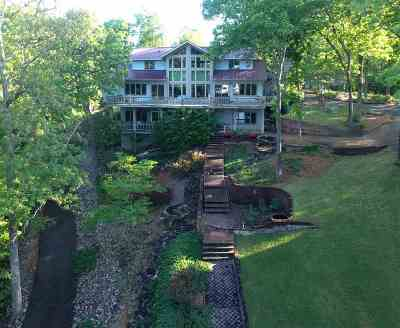 Counce Single Family Home For Sale: 240 River Cliff