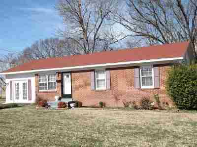 Halls Single Family Home For Sale: 582 Circle