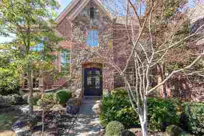 Collierville Single Family Home Contingent: 1255 Braygood