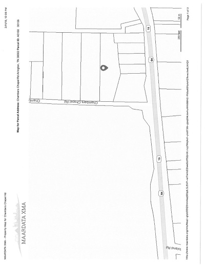 Arlington Residential Lots & Land For Sale: Chambers Chapel