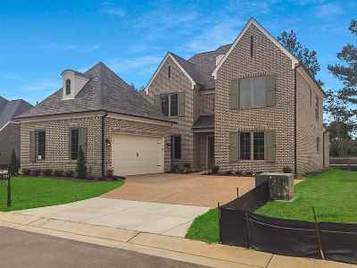 Collierville Single Family Home For Sale: 1724 Chadwick Farms