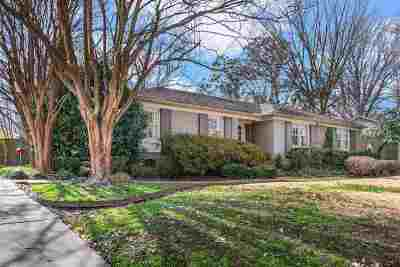 Memphis Single Family Home For Sale: 4217 Chanwil