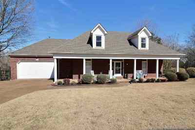 Collierville Single Family Home For Sale: 584 Johnash