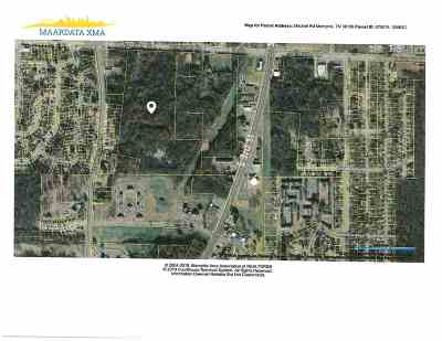 Memphis Residential Lots & Land For Sale: Mitchell