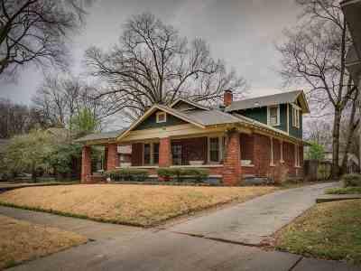 Single Family Home For Sale: 256 N Willett