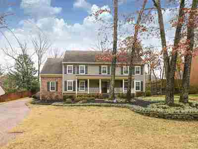 Germantown Single Family Home For Sale: 2734 Hunters Forest