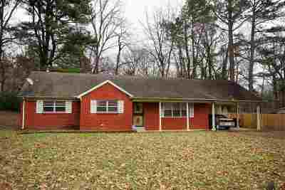Memphis Single Family Home For Sale: 3012 Kenneth