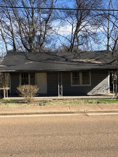 Covington Single Family Home For Sale: 1508 S College