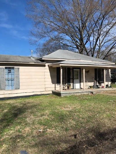 Covington Single Family Home For Sale: 202 Rogers