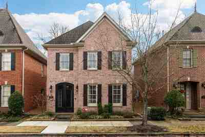Collierville Single Family Home For Sale: 829 McFerrin