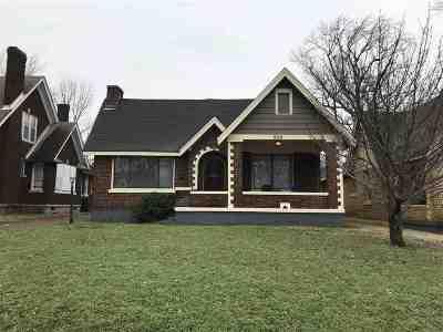 Single Family Home For Sale: 929 N Auburndale