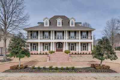 Germantown TN Single Family Home For Sale: $780,000