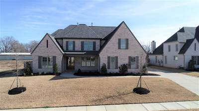 Collierville Single Family Home For Sale: 1586 Exmoor
