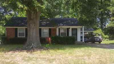 Memphis Multi Family Home For Sale: 3567 Brookmeade