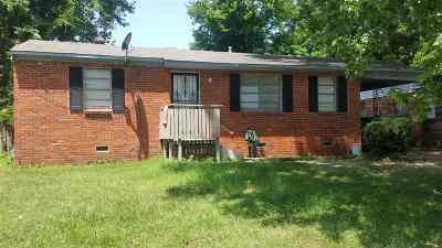 Memphis Single Family Home For Sale: 3679 Suzanne