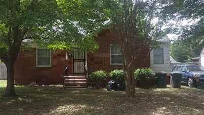 Memphis Single Family Home For Sale: 955 Beatrice