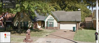 Memphis Single Family Home For Sale: 6992 Snyder