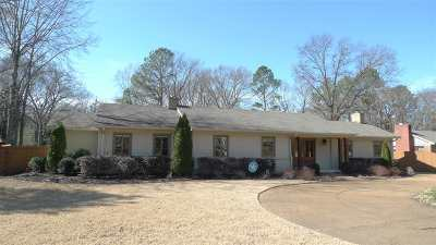 Memphis Single Family Home For Sale: 181 S Mendenhall