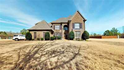 Collierville Single Family Home Contingent: 11040 Shelby Post