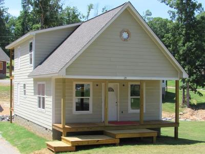 Counce Single Family Home For Sale: 135 Bogey