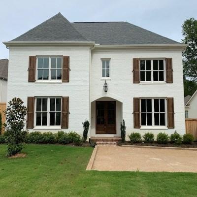 Memphis Single Family Home For Sale: 1116 E Irvin
