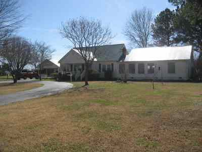 Stantonville Single Family Home For Sale: 8977 Hwy 142