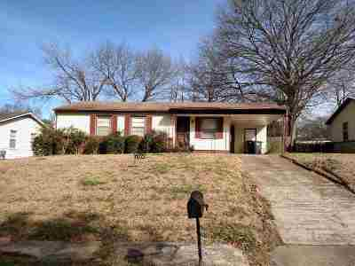 Memphis Single Family Home For Sale: 1390 Winfield
