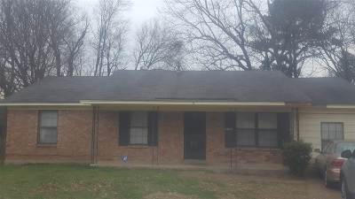 Memphis Single Family Home For Sale: 3299 Amselle