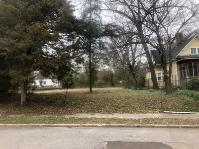 Memphis Residential Lots & Land For Sale: 1718 Vesey