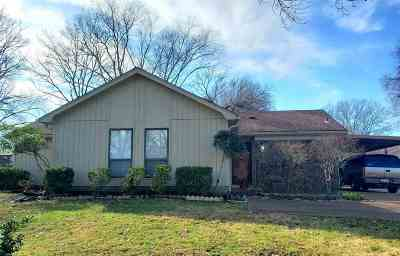Bartlett Single Family Home For Sale: 3333 Sycamore View