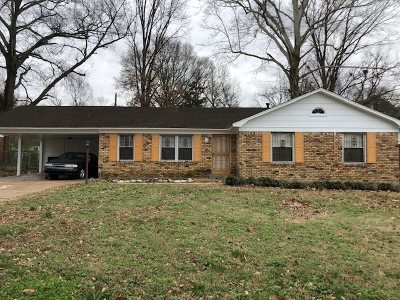 Memphis Single Family Home For Sale: 2063 Goodhaven