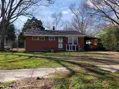 Memphis Single Family Home For Sale: 1617 Duke